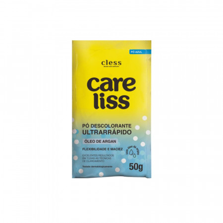 Pó Descolorante Argan Care Liss 50g