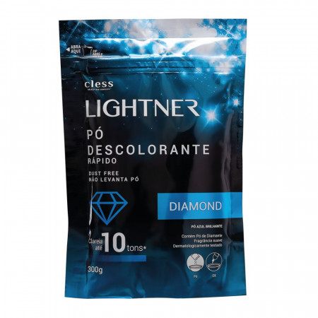 Pó Descolorante Diamond Lightner 300g