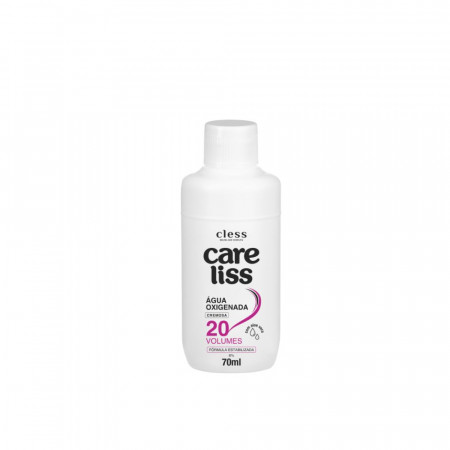 Água Oxigenada 20 Volumes Care Liss 70ml